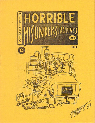 Horrible Misunderstandings # 2 - signed