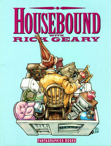 Housebound with Rick Geary