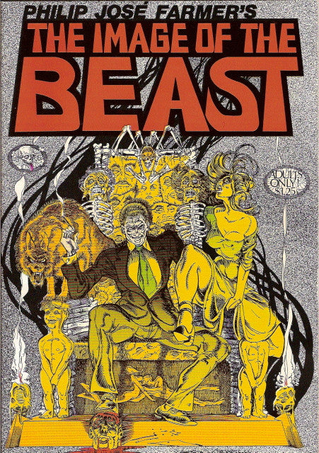Image Of The Beast, The - 2nd print