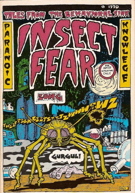 Insect Fear # 1
