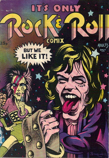 It's Only Rock & Roll Comix