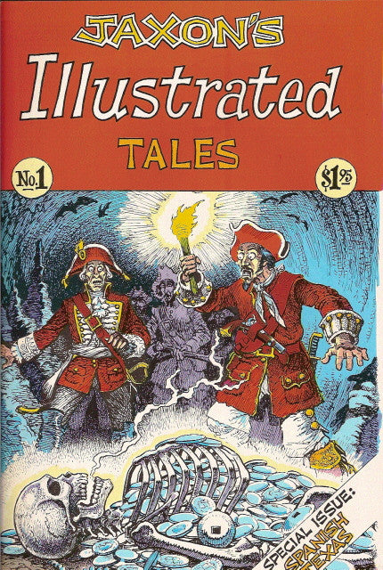 Jaxon's Illustrated Tales