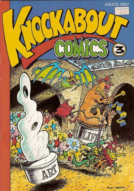 Knockabout Comics # 3