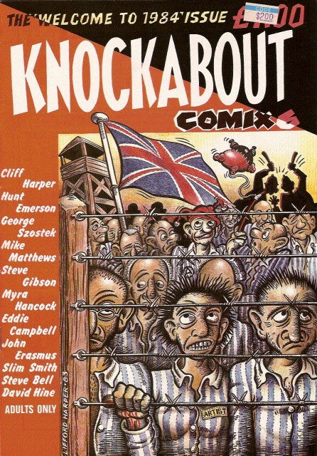 Knockabout Comics # 6