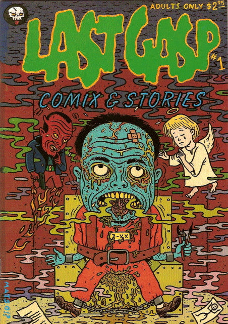 Last Gasp Comix & Stories # 1