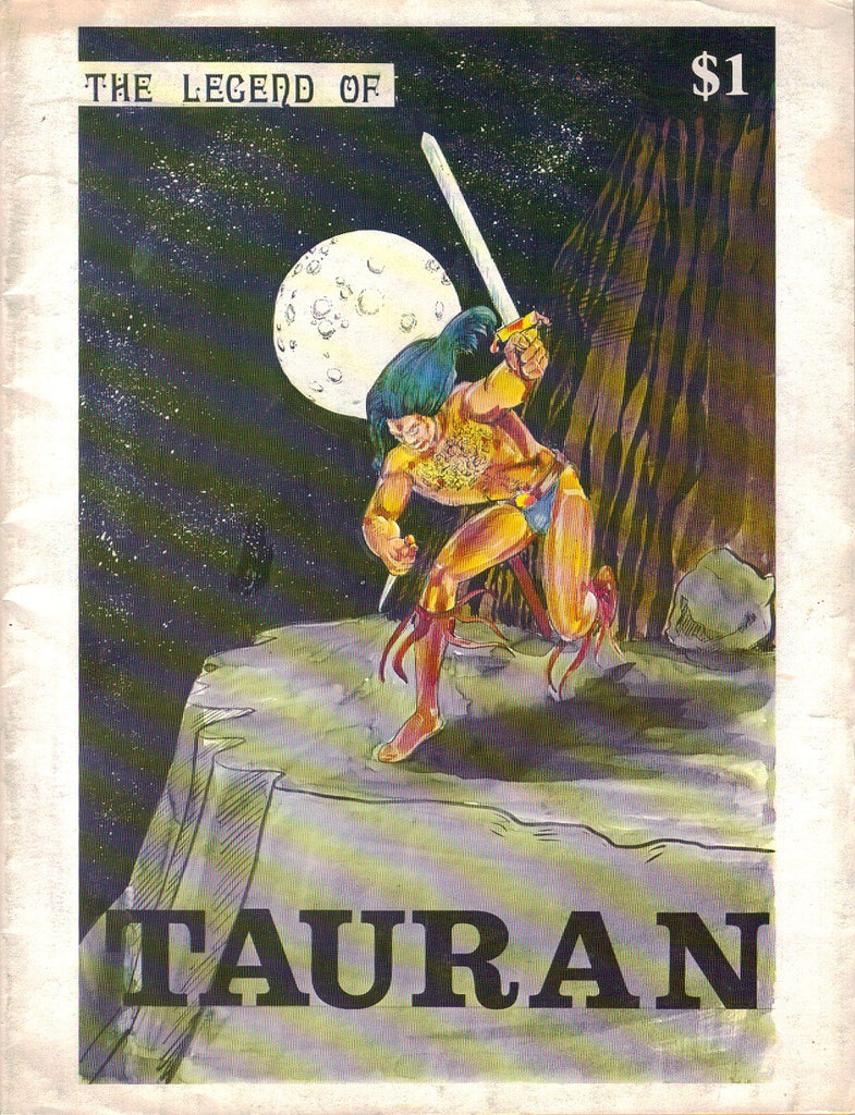 Legend of Tauran, The