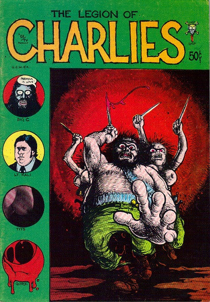 Legion of Charlies, The - 2nd print