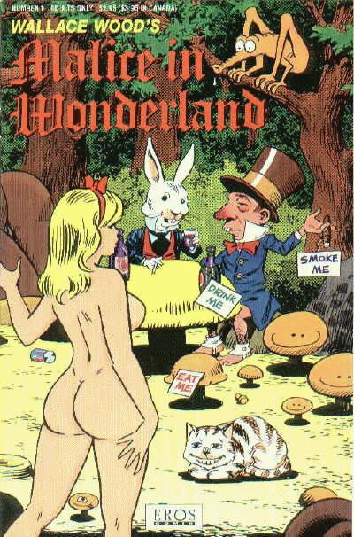 Malice in Wonderland - Wallace Wood