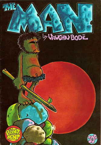Man, The - 2nd print, Vaughn Bode