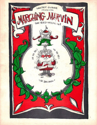 Marching Marvin