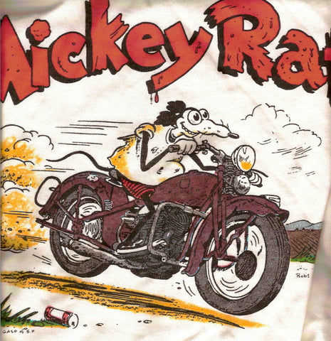 Mickey Rat, T-Shirt - XXL