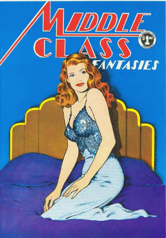 Middle Class Fantasies # 1, 2nd print