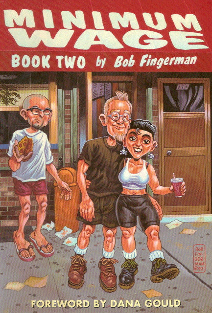 Minimum Wage Book Two - Bob Fingerman