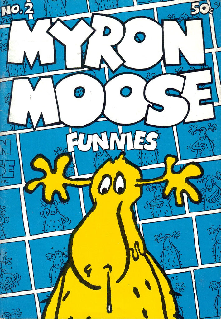 Myron Moose Funnies #  2 (v.1)