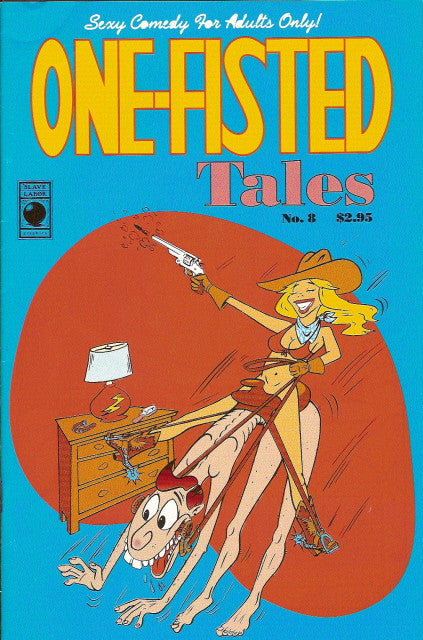 One-Fisted Tales #  8