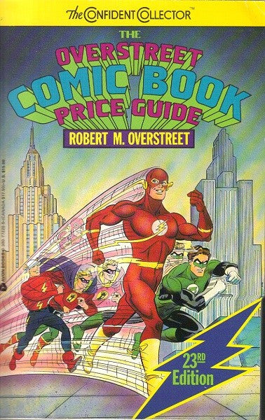 Overstreet Comic Book Price Guide - 23rd Edition