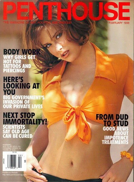 Penthouse volume 29, number 6 - February 1998