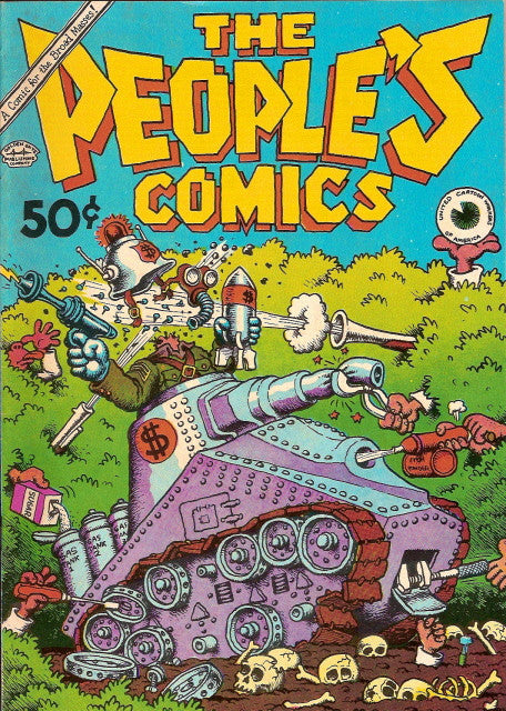 People's Comics, The  1st print