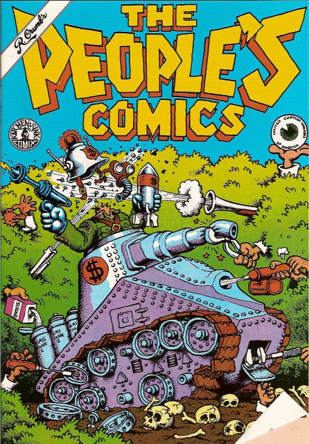 People's Comics, The  7th print