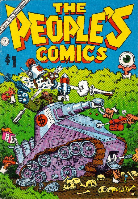 People's Comics, The  4th print