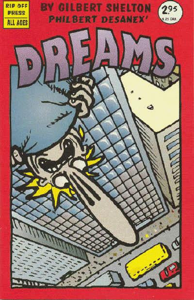 Philbert Desanex' Dreams - Gilbert Shelton