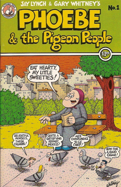 Phoebe & The Pigeon People # 1