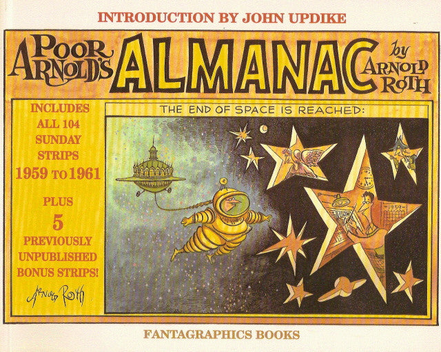 Poor Arnold's Almanac - Arnold Roth