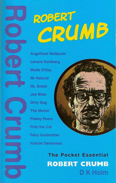 Robert Crumb - The Pocket Essential