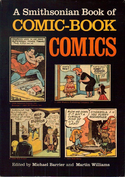 Smithsonian Book of Comic-Book Comics, A