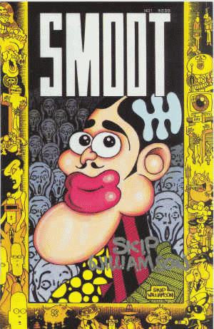SMOOT # 1, signed & numbered - 47/100