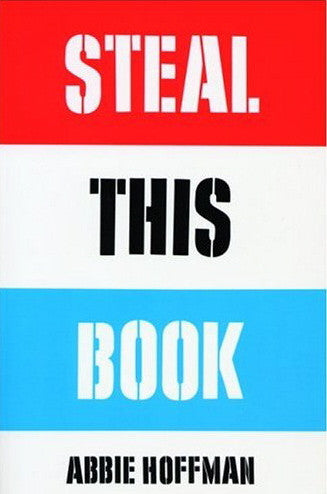 Steal This Book - Abbie Hoffman