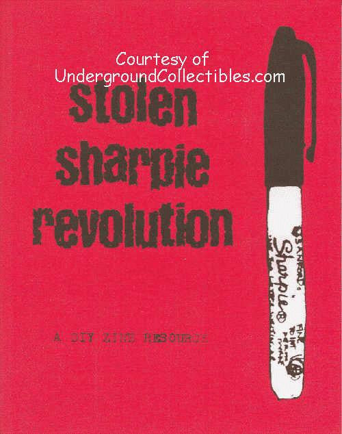 Stolen Sharpie Revolution: A DIY Zine Resource
