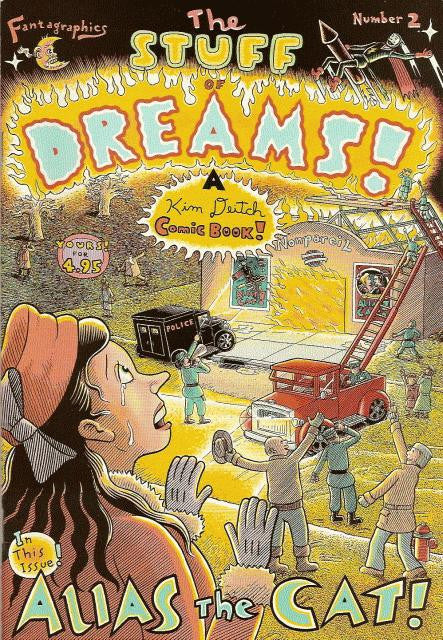 Stuff of Dreams! # 2, The - Kim Deitch