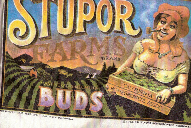Stupor Farms, T-Shirts - Small
