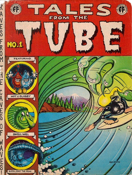 Tales From The Tube, 1st print
