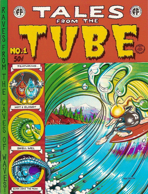 Tales From The Tube, 2nd print