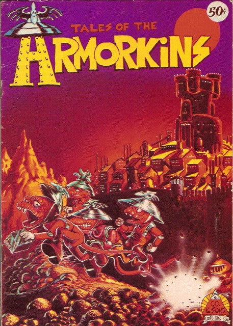 Tales of the Armorkins