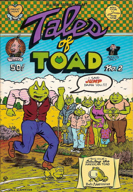 Tales of Toad # 2