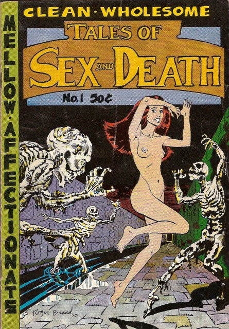 Tales of Sex and Death # 1
