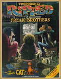 Thoroughly Ripped With the F. Furry Freak Brothers