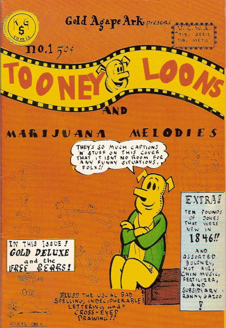 Tooney Loons and Marijuana Melodies