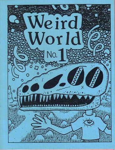 Weird World # 1 Mini Comix