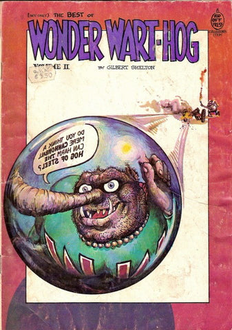 Wonder Wart-Hog # 2 (Not Only) The Best Of