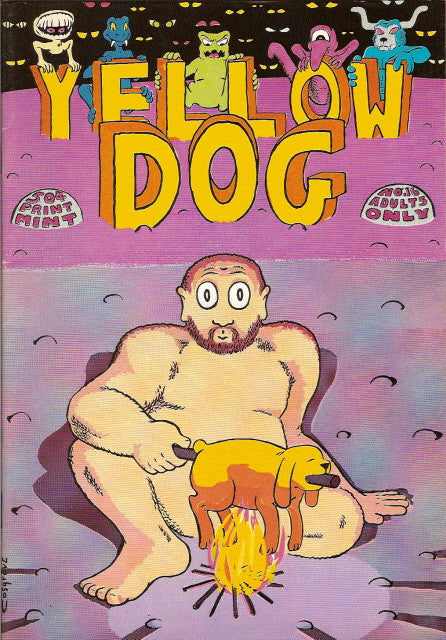 Yellow Dog Comics # 16