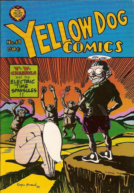 Yellow Dog Comics # 19