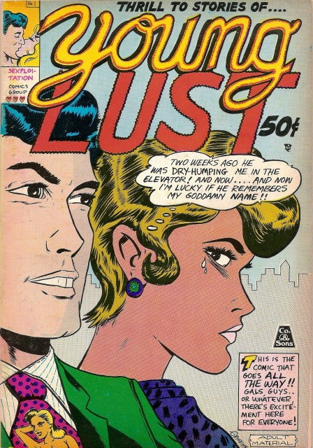 Young Lust #  1, 1st print