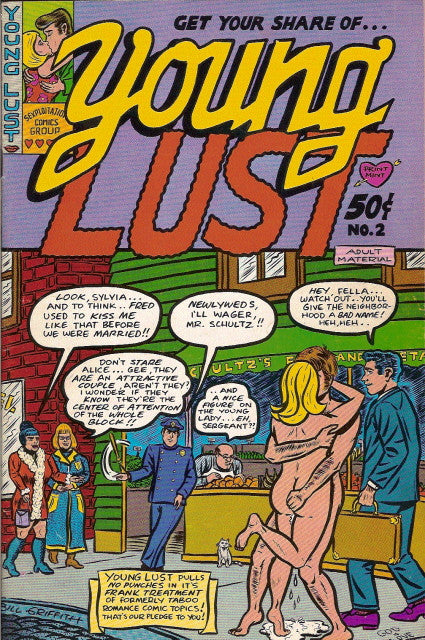 Young Lust # 2, 1st print