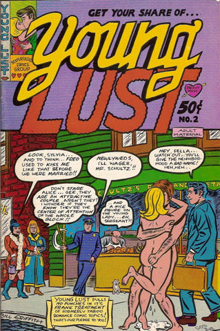 Young Lust # 2, 2nd print