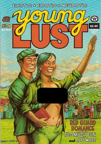 Young Lust # 5, 5th print