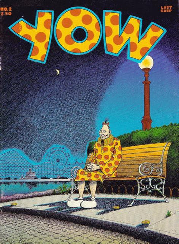 Yow Comics # 2, 2nd print